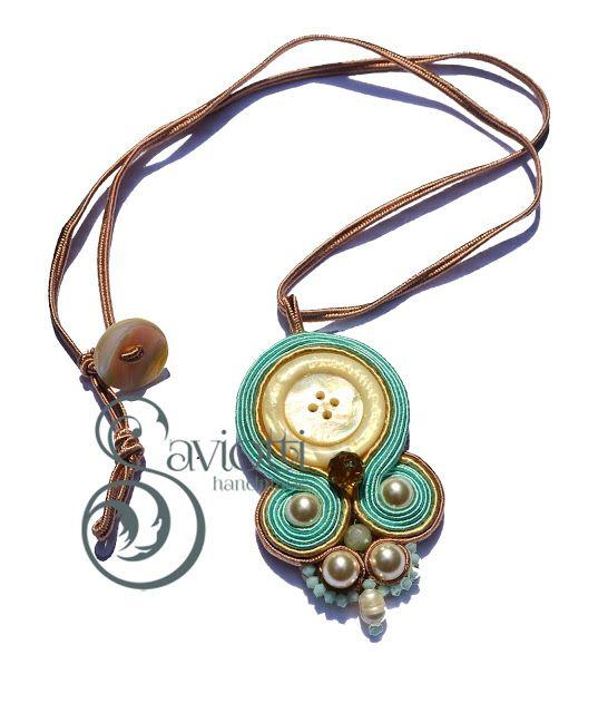 Saviotti Handmade: Vintage & Soutache #63