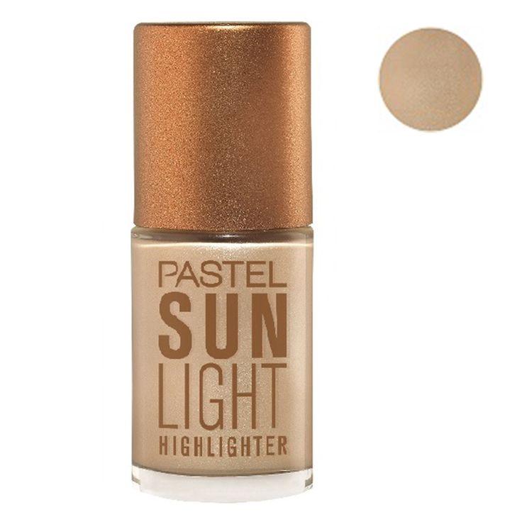 Pastel Sunlight Highlighter-Aydınlatıcı 101 #pakkozmetik #pastel #pastelsunlight #aydınlatıcı #kozmetik #makeup