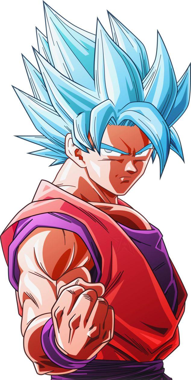 Super Saiyan Goku #8 [Alt.4] by AubreiPrince
