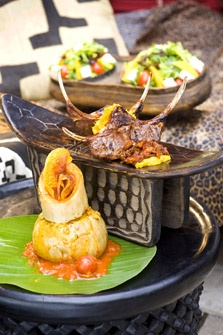 African Restaurants In Joburg - here you'll find a listing of restaurants serving African food ranging from various slants on traditional South African dishes to Ethiopian cuisine.