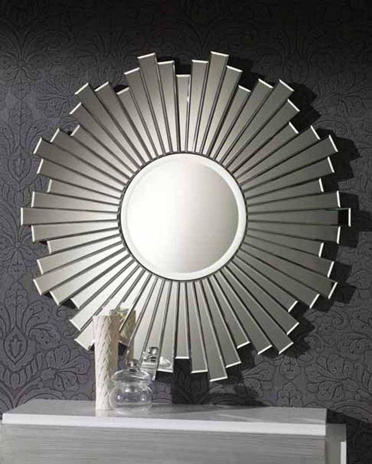 19 best design wandspiegel images on pinterest. Black Bedroom Furniture Sets. Home Design Ideas