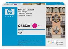HP - 644A High-Yield Toner Cartridge - Magenta (Pink)