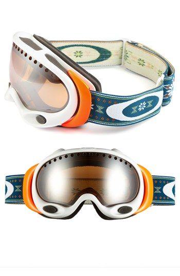 Oakley 'A Frame - Gretchen Bleiler Signature Series' Snow Goggles | Nordstrom