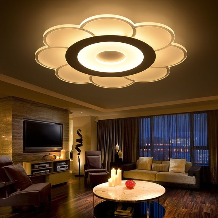17 Best Ideas About Led Ceiling Light Fixtures On