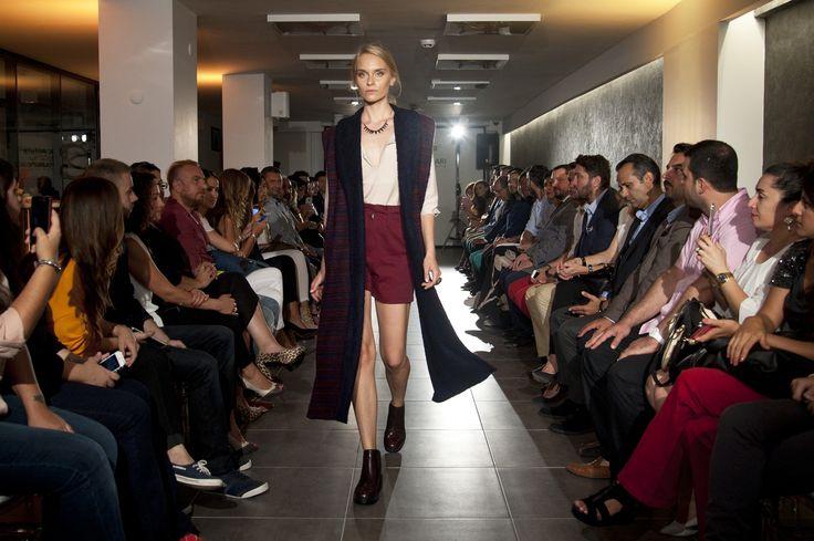 Nagehan Küçükkiriş - Kariyer Trunk Show / Fashion Show