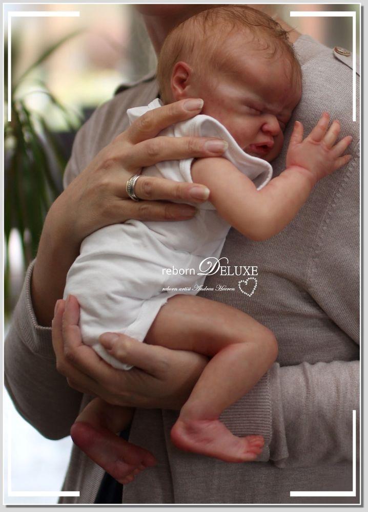 Newborn Baby ~ Journey ~ Amazing Reborn doll Laura Lee Eagles Boy Doll Like Real!!!