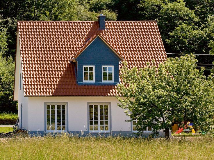 Landhaus mit offenem Blick