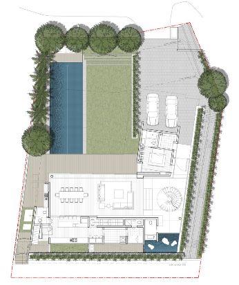 Las 25 mejores ideas sobre planos de piscinas en pinterest for Arquitectura planos y disenos