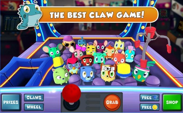Android APK PRIZE CLAW 2 U.S Arcade Gameplay | Android Iphone App Collection