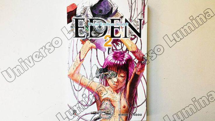 Eden Ed. Especial Vol. 02
