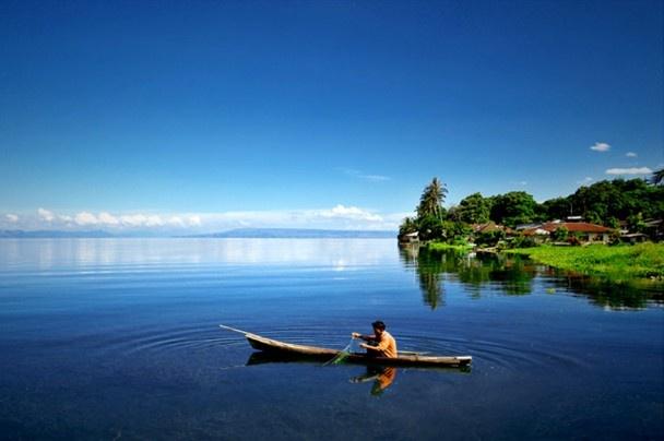 Lake Toba, Sumatera