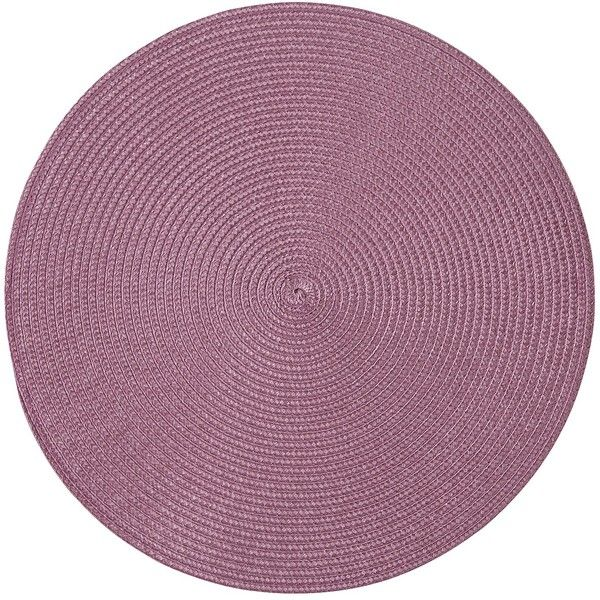 Pier 1 Imports Purple Mesa Eggplant Placemat ($3.95) ❤ liked on Polyvore featuring home, kitchen & dining, table linens, purple, purple table linens, purple place mats, pier 1 imports, purple placemats and purple table mats