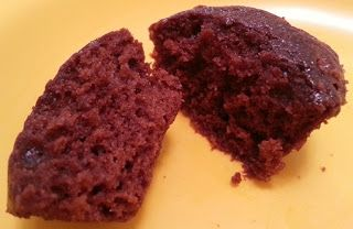 Anything Under the Sun: [Final] Revised Recipe for Nutella Muffins using HappyCall Pan