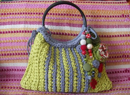 Craft Punk Bag by PeanutOak - Accessories and Bags,