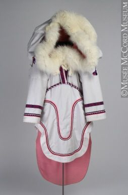 The Art and Technique of Inuit Clothing ➕Inuit Art➕More Pins Like This At FOSTERGINGER @ Pinterest ➕