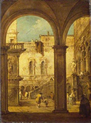 Your Paintings - Francesco Guardi paintings