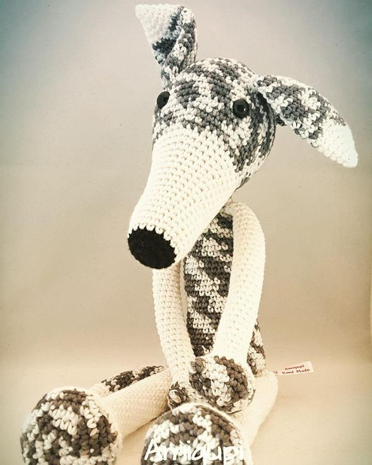 9 best Crochet and knitting images on Pinterest | Greyhounds ...