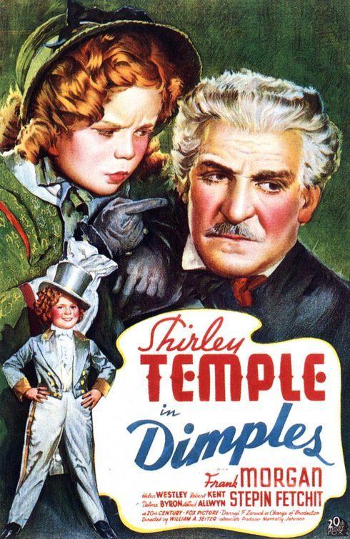 rare Shirley Temple movie..