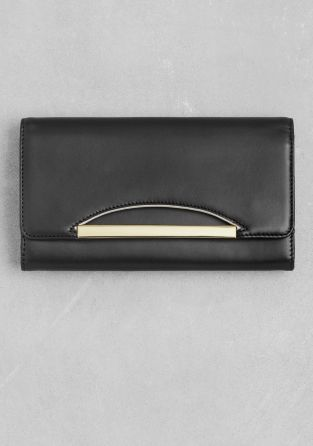 & Other Stories | Flap Cut-Out Wallet