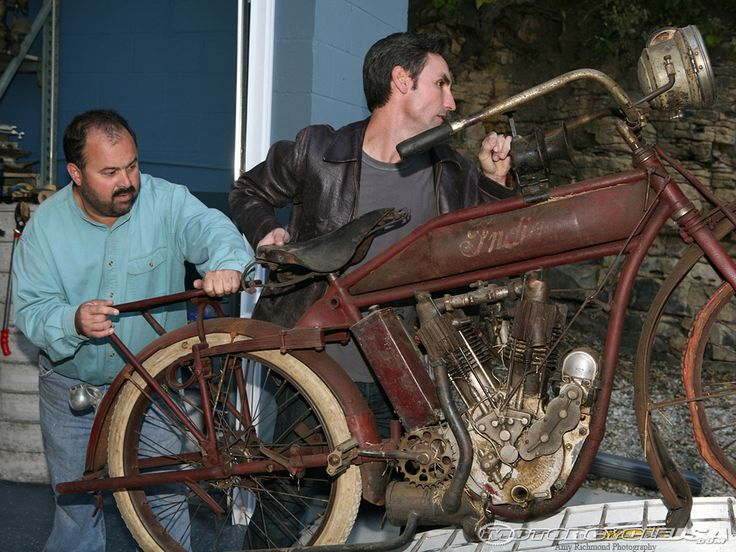 American Pickers Of Mice Amp Motorcycles Photos