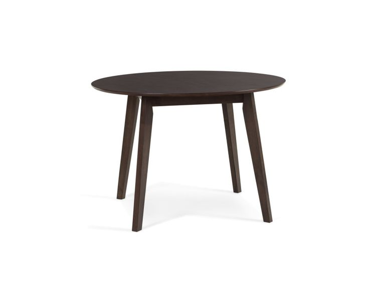 78 ideas about table ronde extensible on pinterest for Table a manger ronde rallonge