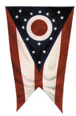 All about the Ohio Flag (The Ohio Burgee).