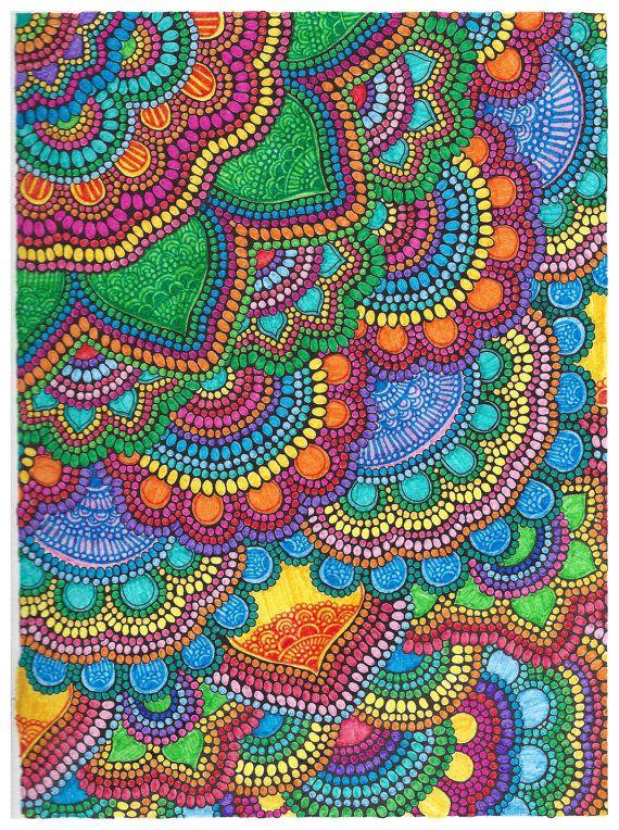Rangoli Pattern 001 by WaternColour on Etsy
