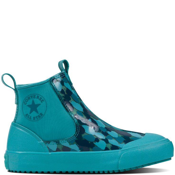 Stivale Chuck Taylor All Star Chels per bambini/junior Acqua dell'Egeo/Verde giada/Acqua dell'Egeo aegean aqua/jade/aegean aqua