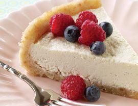 Raw Cashew Cheesecake Recipe | Vegetarian Times