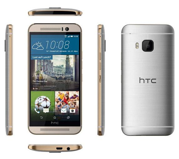 HTC One M9 leaked photos and specs