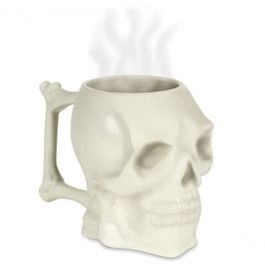 Hrnek Lebka / bone head cup