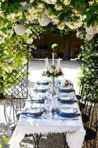 Tavolo imperiale matrimonio.  Destination wedding Italy