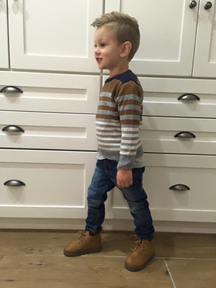 Boys fashion. Toddler boy fashion. Skinny jeans. Stripe jersey. South Africa. Winter