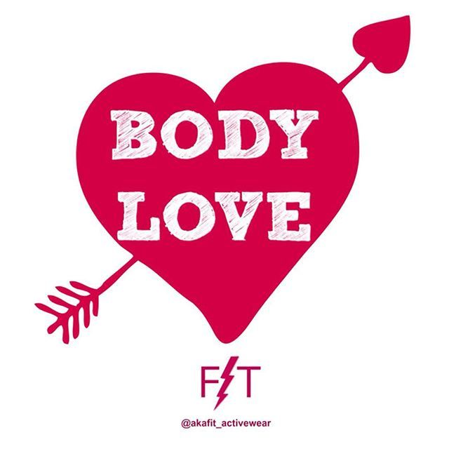 Love your body, it's the only one you get 💕🙏🏻 #akaFit #itsalifestyle #lookfitgetfitbefit #bodylove --- www.akafit.co.uk