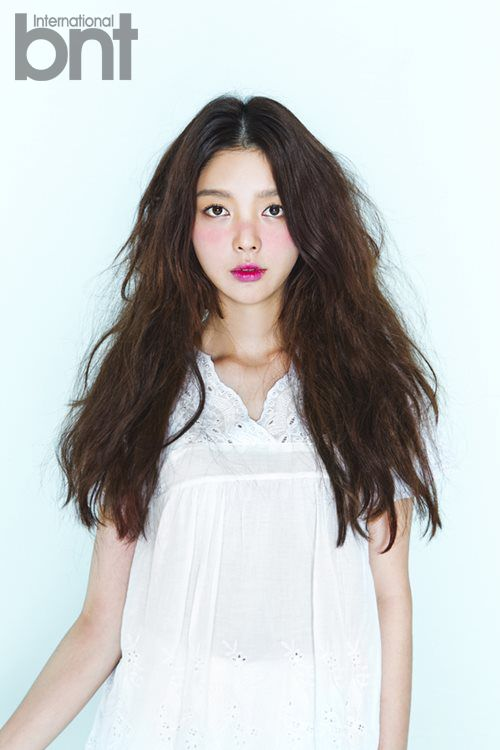 Uhm Hyun Kyung - bnt International August 2014