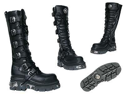 Где в москве можно купить ботинки new rock