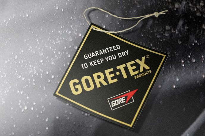 Waterproof, Windproof, Breathable GORE-TEX® Products