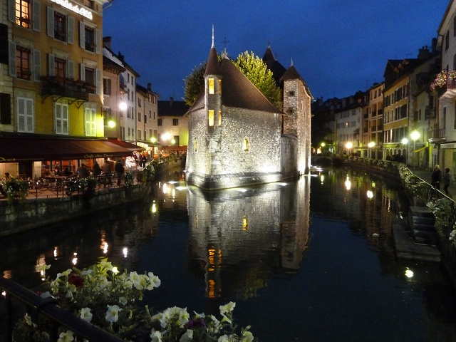 Palais de l'Ile à Annecy © Doogsta