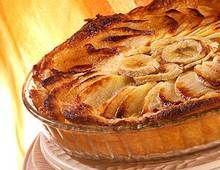 Recette Tarte aux pommes , notre recette Tarte aux pommes - aufeminin.com