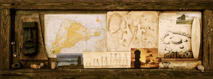 Rapa Nui, Easter Island, Surf, Travel.