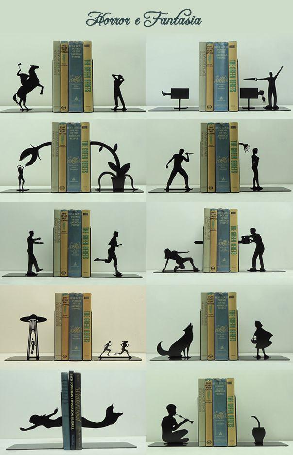 Aparador de livro
