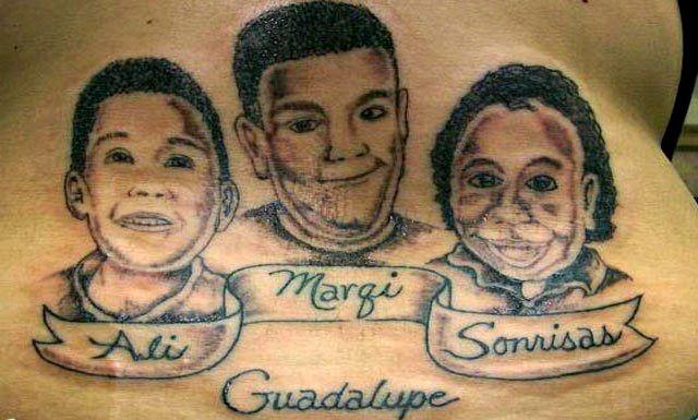 Tattoo Kids Names Ideas In 2020 Bad Tattoos Tattoos For Kids