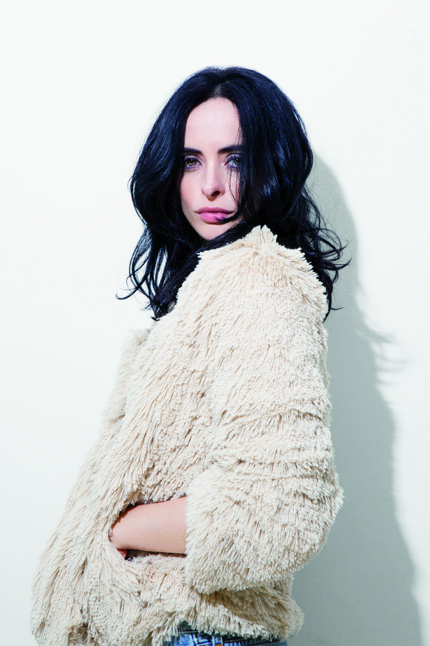 Krysten Ritter is the perfect choice for Netflix's 'Jessica Jones.'