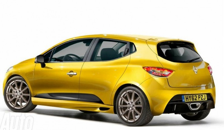 Clio 4 RS Yellow Edition #clioRS #cardesign #misterauto #piecesauto