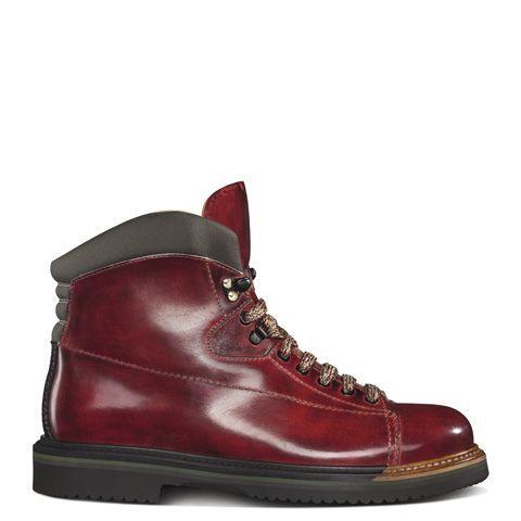 santoni Canvas Boots c5MvQ