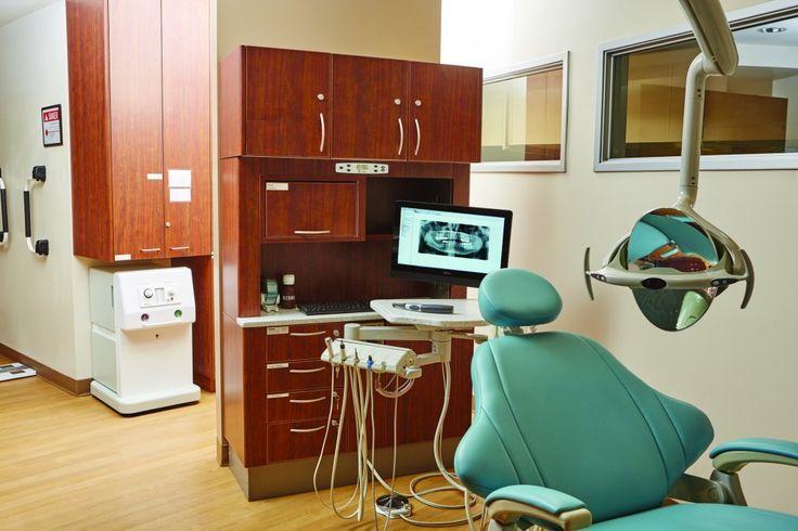 Gary & Mary West Senior Dental Center    Henry Schein – Integrated Design Studio