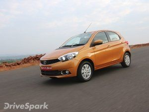 Tata Tiago AMT Launched In India; Priced At Rs 5.39 Lakh