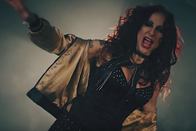 Ex-Sister Sin Vocalist Liv Sin Releases 'Let Me Out' Music Video  Former Sister Sin frontwoman Liv Sin has released a music video for her energetic solo song 'Let Me Out.'    Continue reading…  http://loudwire.com/ex-sister-sin-liv-sin-let-me-out-music-video/
