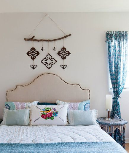 Superb An Easy Decorating Trick For Spring: Swap Out Wall Art