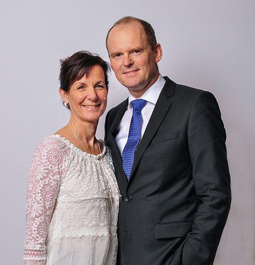 Designer Yvonne und Bernd Wolf